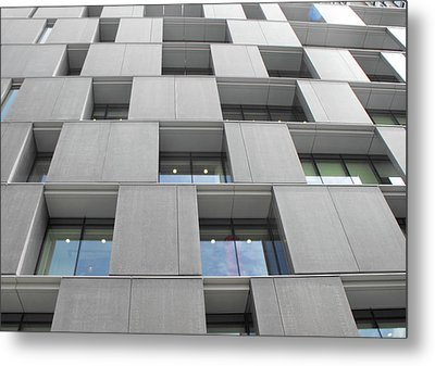 Windows_south Bank 01 Metal Print