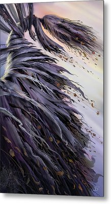 Winds Of Change Metal Print by Philip Straub