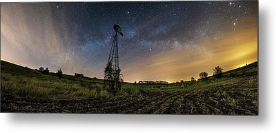 Winds Of Time Metal Print by Aaron J Groen