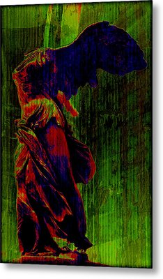 Winged Victory Metal Print by Susie Weaver