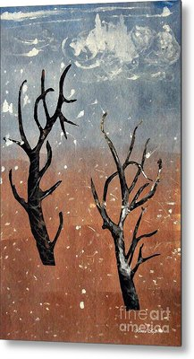 Winter Day Metal Print