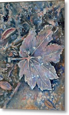 Winter Morn Metal Print by KC Winters