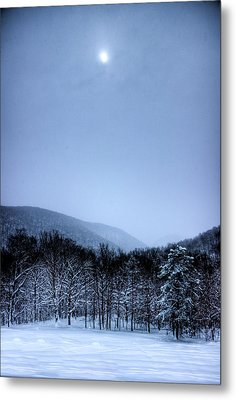Winter Sun Metal Print by Jonny D