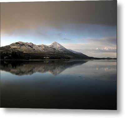Winter Wonderland Metal Print by Paul  Mealey