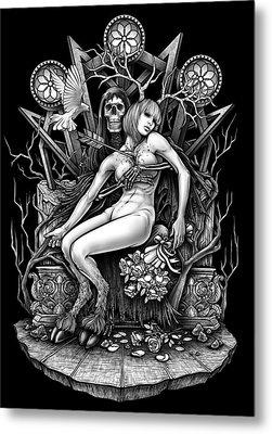 Winya No. 39 Metal Print