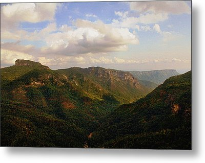 Metal Print featuring the photograph Wiseman's View by Jessica Brawley