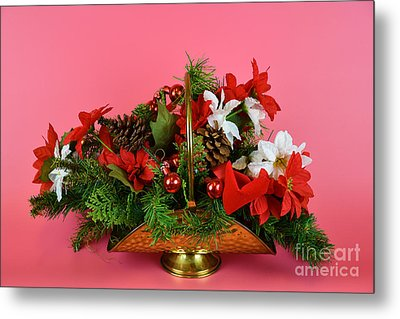 Wishes Of Joy For You Metal Print by Ray Shrewsberry