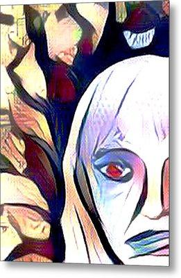 Within The Darkness Metal Print by Joshua Massenburg
