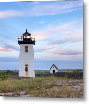 Wood End Light 2015 Metal Print by Bill Wakeley