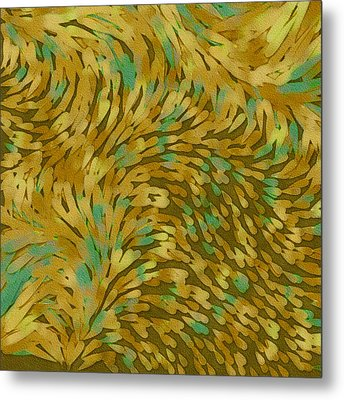 Woodland Metal Print by Susan Maxwell Schmidt