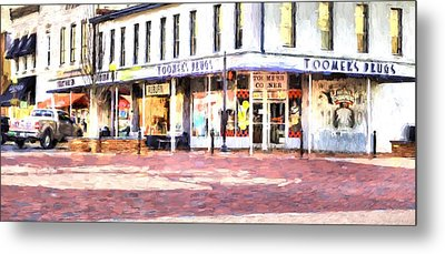 World Famous Toomers Corner Metal Print by JC Findley