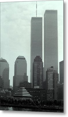 World Trade Center  Metal Print