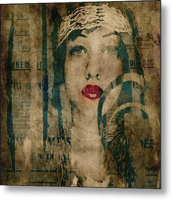 World Without Love  Metal Print by Paul Lovering