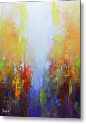 Worthy Is The Lamb Metal Print by Mike Moyers