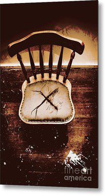 X Marks The Spot Metal Print by Jorgo Photography - Wall Art Gallery