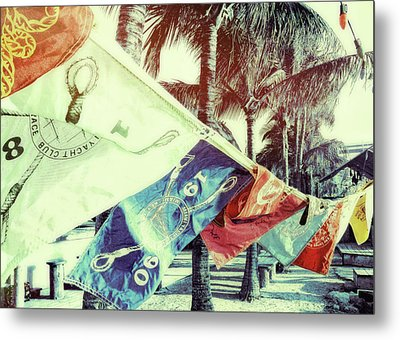 Yacht Club Metal Print by JAMART Photography