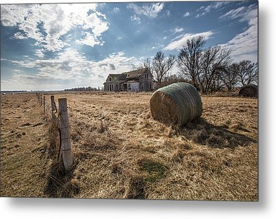 Metal Print featuring the photograph Yale by Aaron J Groen