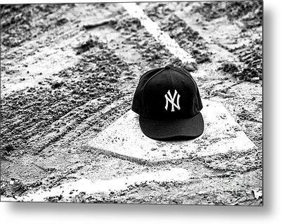 Yankee Home Metal Print by John Rizzuto