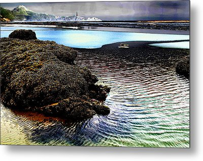Yaquina Dream Metal Print