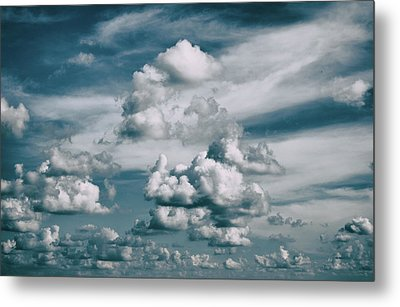 Metal Print featuring the photograph Yonder by Tom Druin