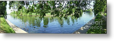 York River Ouse Metal Print by Neil Finnemore