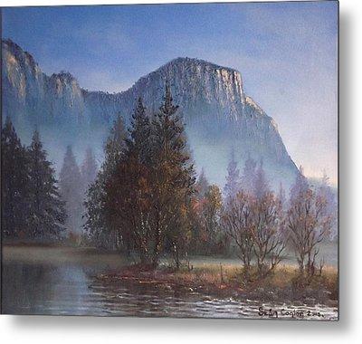 Yosemite Dawn Metal Print by Sean Conlon