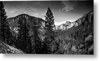 Metal Print featuring the photograph Yosemite by Ryan Photography