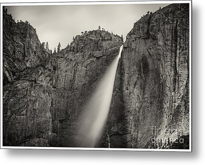Yosemite Waterfall #2  Metal Print