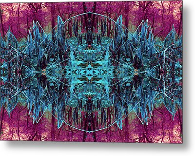 You Are The Frequency Metal Print