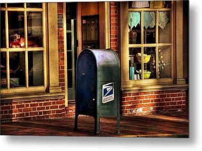 You Got Mail Metal Print