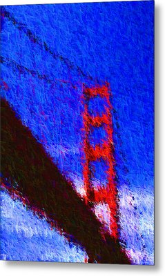 You Know What It Is Metal Print by Paul Wear