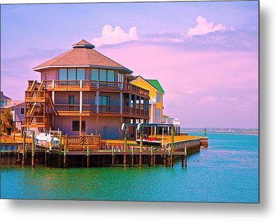 You Should See The Sunset Metal Print by Betsy Knapp