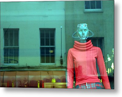Your World Metal Print by Jez C Self