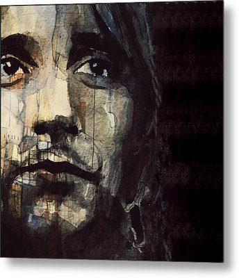 You're In My Heart  Metal Print by Paul Lovering