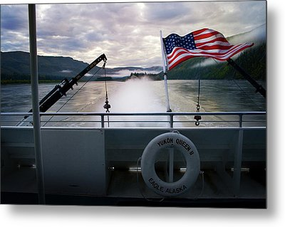 Yukon Queen Metal Print