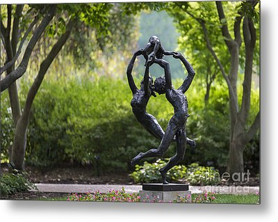 Metal Print featuring the photograph Zerogee by Andrea Silies