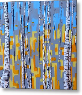Zhivago Metal Print by Tara Hutton