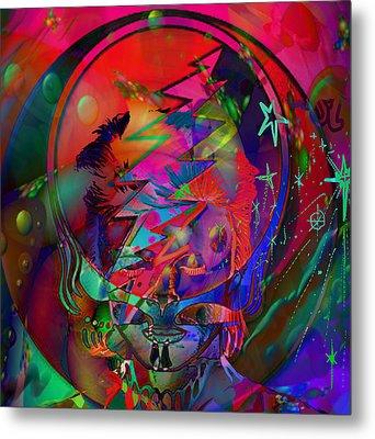Ziggy  Metal Print by Kevin Caudill