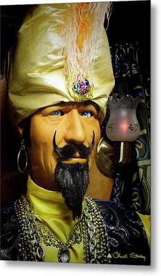 Metal Print featuring the photograph Zoltar by Chuck Staley