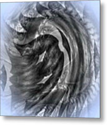 090120173 Metal Print by Visual Artist Frank Bonilla