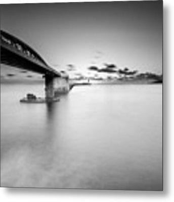 Bridge Metal Print by Okan YILMAZ