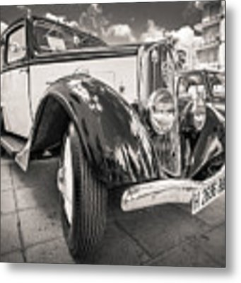 Peugeot 201  Metal Print by Gary Gillette
