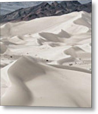 Dumont Dunes 5 Metal Print by Jim Thompson