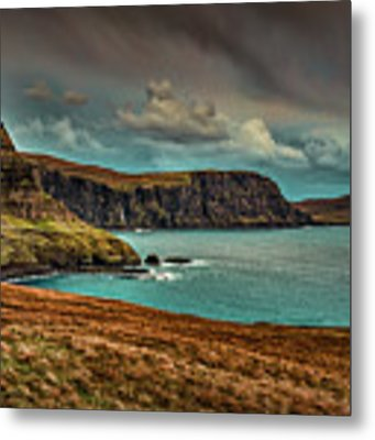 Away From Sun #g9 Metal Print by Leif Sohlman