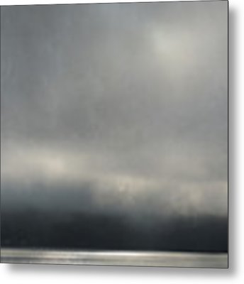 Blue Mood Metal Print by Sally Banfill