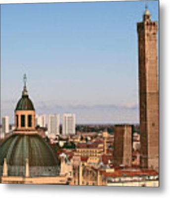 Bologna Metal Print by Martina Uras