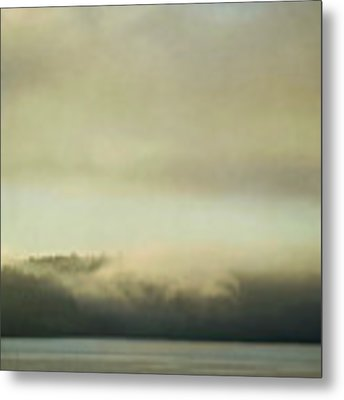 Cloaked Metal Print by Sally Banfill