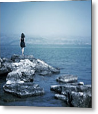 Corfu - Greece Metal Print by Cambion Art