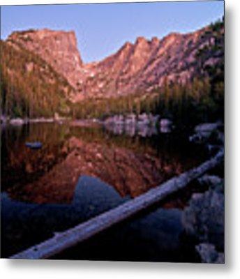 Dream Lake Metal Print by Gary Lengyel