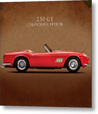 Ferrari 250 Gt 1960 Metal Print